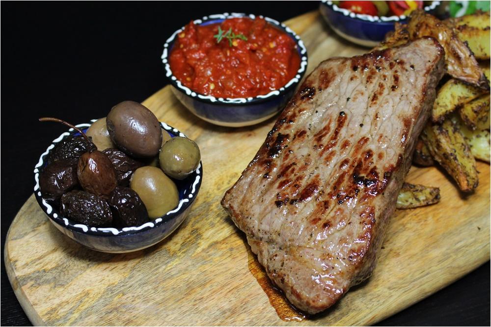 Denver steak a Balkán kincseivel